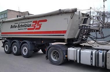 Самосвал полуприцеп Schmitz Cargobull SKI 2014 в Ковеле