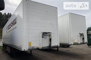 Schmitz Cargobull SKO 24 2016 в Ковеле