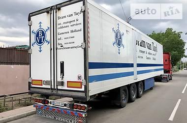 Рефрижератор полуприцеп Schmitz Cargobull SKO 24 2006 в Измаиле