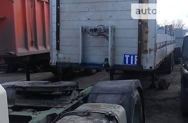 Бортовой полуприцеп Schmitz Cargobull SN 1997 в Киеве