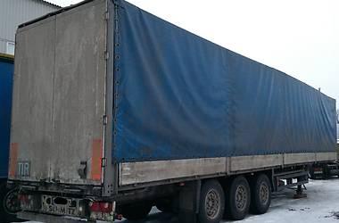 Бортовой полуприцеп Schmitz Cargobull SO1 2003 в Киеве