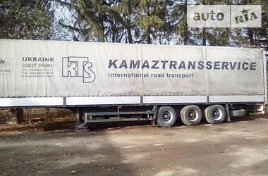 Бортовой полуприцеп Schmitz Cargobull SO1 2000 в Сарнах