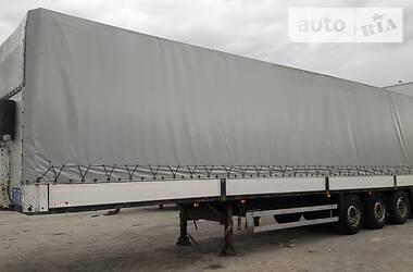Бортовой полуприцеп Schmitz Cargobull SO1 2001 в Черновцах