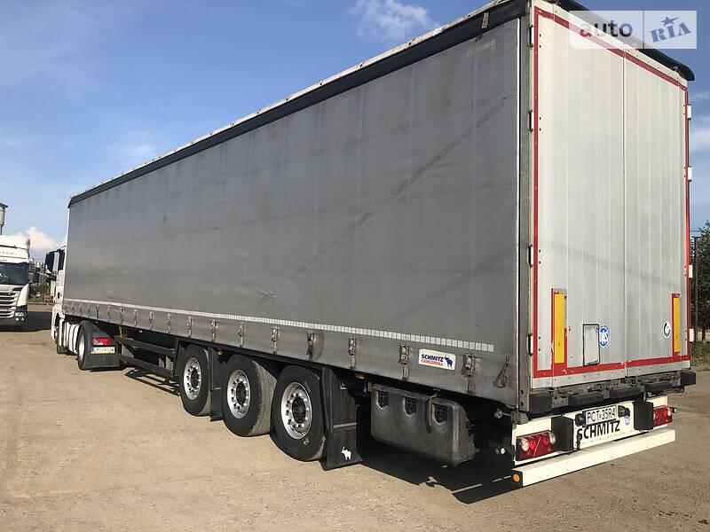 Schmitz Cargobull SO1 shtora 2013