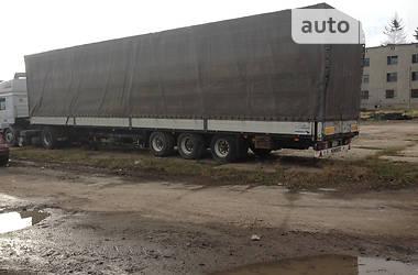 Тентованный борт (штора) - полуприцеп Schmitz Cargobull SPR 2000 в Дрогобыче
