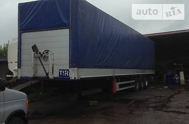 Schmitz Cargobull SPR 2002 в Калуше