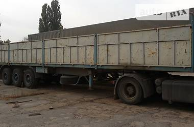 Schmitz Cargobull SR 1989 в Днепре