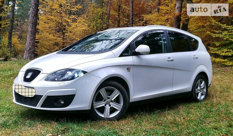 Seat Altea XL 2011 года в Львове
