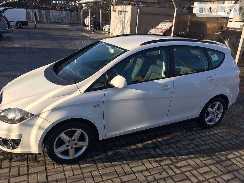 SEAT Altea XL 2011 в Ивано-Франковске