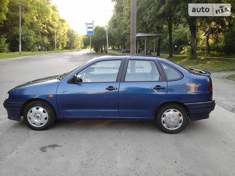 Seat Cordoba 1996 в Львове