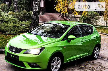 SEAT Ibiza 2015 в Киеве