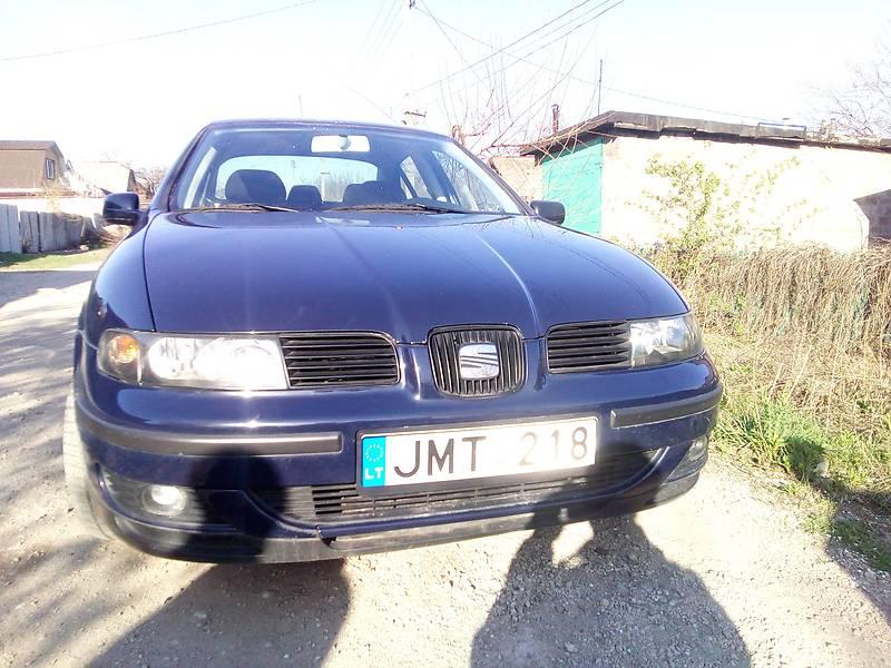 Seat Toledo 2001 в Луганске