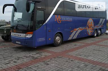 Setra 417 HDH 2005 в Черновцах