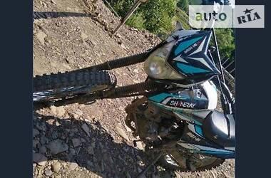 Мотоцикл Внедорожный (Enduro) Shineray 200 2018 в Славском