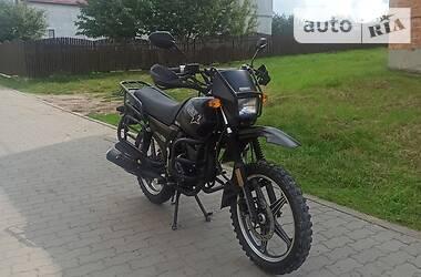 Мотоцикл Позашляховий (Enduro) Shineray XY 150 Forester 2017 в Львові