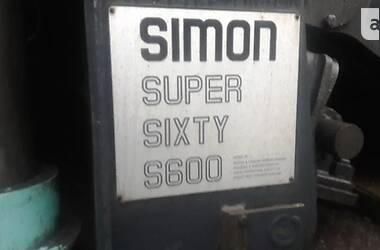 Автовишка Simon Super Snorkel SS600 1986 в Харкові