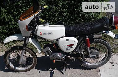 Simson S51 1983 в Донецке