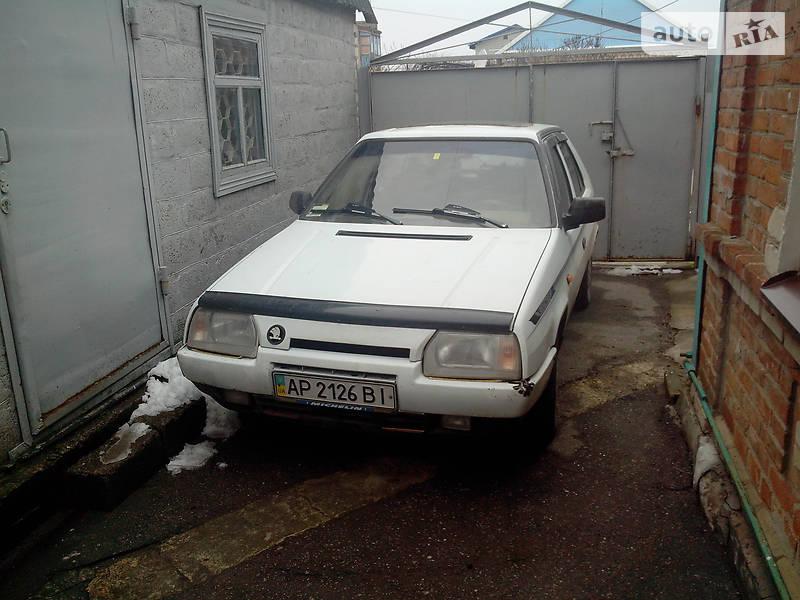 Skoda Favorit 1991 в Запорожье