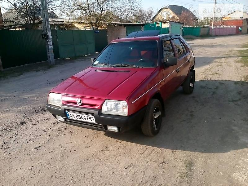 Skoda Favorit 1993 в Києві