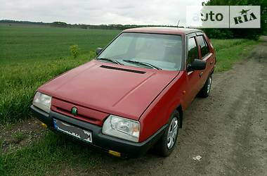 Skoda Favorit 1993 в Прилуках