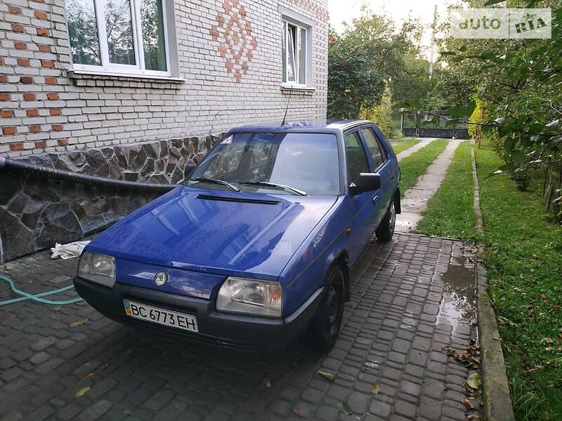 Skoda Favorit 1993 в Львове