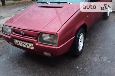 Хэтчбек Skoda Favorit 1993 в Хмельницком