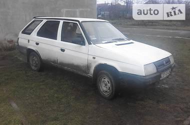 Skoda Forman 1992 в Черновцах