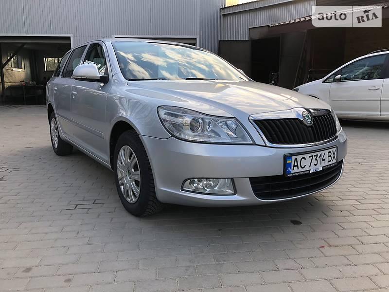 Skoda Octavia A5 2011 в Славуте