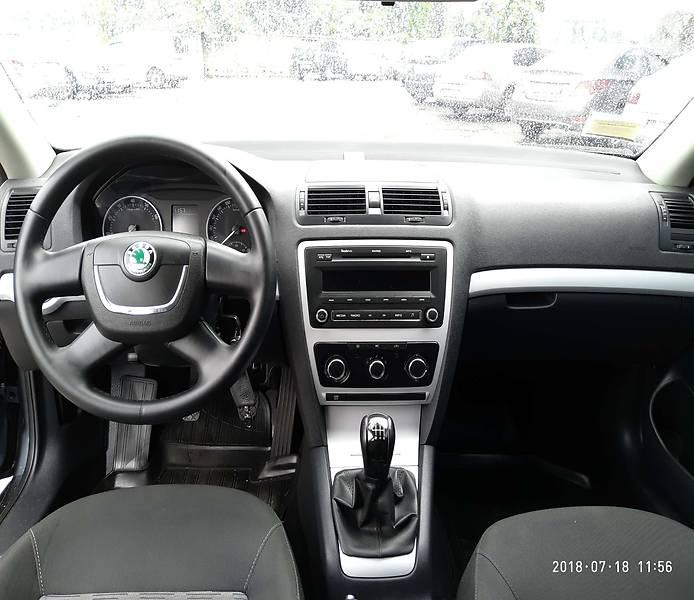 Skoda Octavia A5  2015