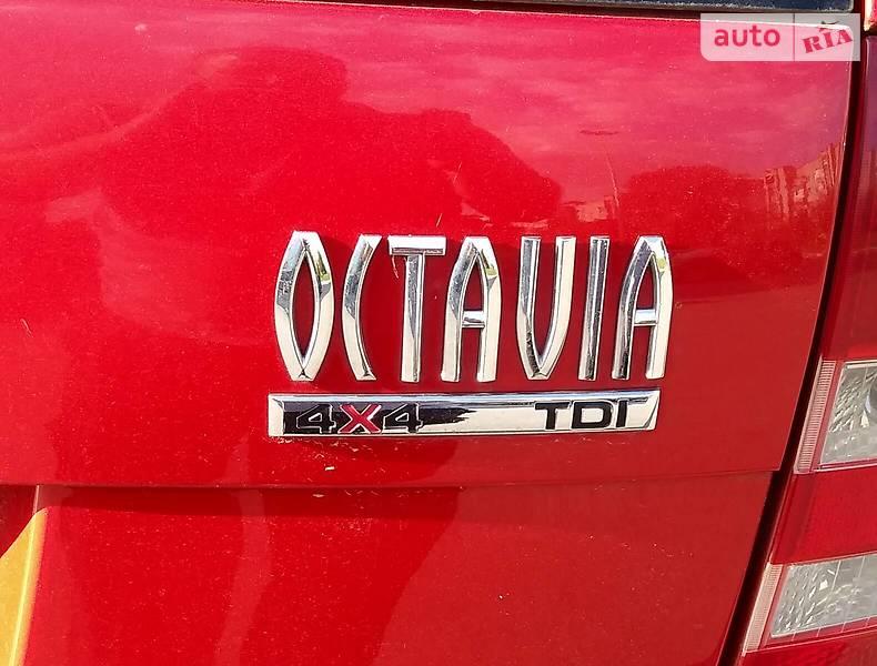 Skoda Octavia A5 2006 в Львове