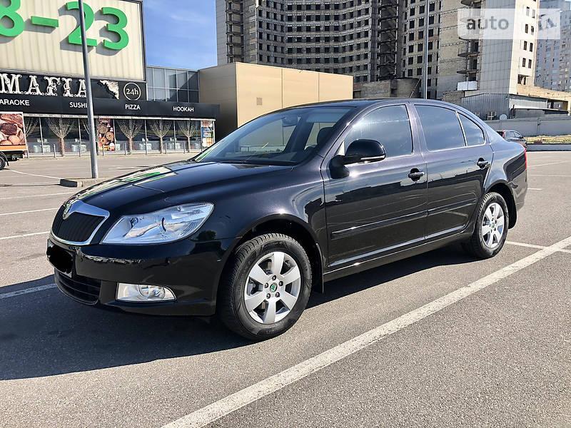 Седан Skoda Octavia A5 2012 в Києві