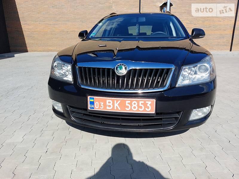 Skoda Octavia A5 Skoda oktawia Ideal