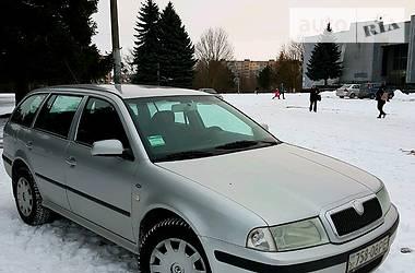 Skoda Octavia Combi  2002
