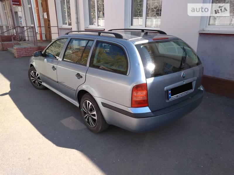 Skoda Octavia Combi 2002 в Виннице