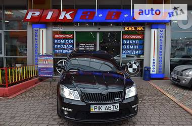 Skoda Octavia RS 2012 в Львове