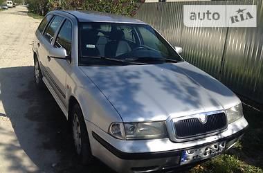 Skoda Octavia 1999