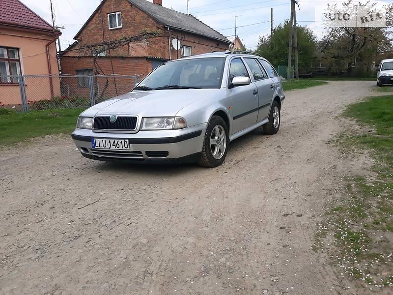 Skoda Octavia 2000 в Сокале