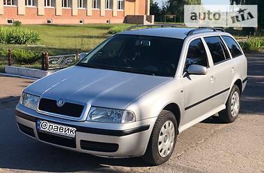 Skoda Octavia 2003 в Решетиловке