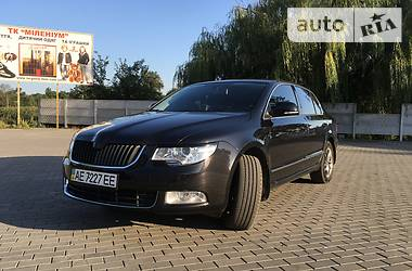 Skoda SuperB New 2011 в Апостоловому