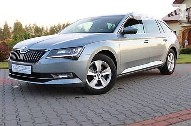 Skoda SuperB New 2015 в Трускавці