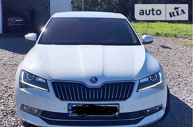 Skoda SuperB New 2018 в Львові