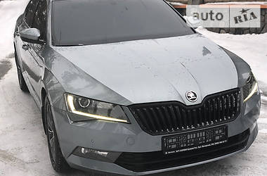 Skoda SuperB New 2016 в Киеве