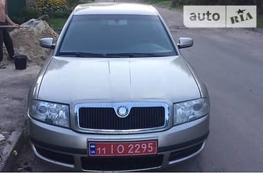 Skoda Superb 2004