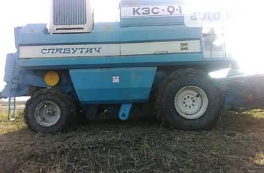 Славутич КЗС 9-1 2007 в Залещиках