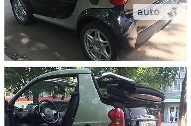 Smart Cabrio 2004 в Одессе