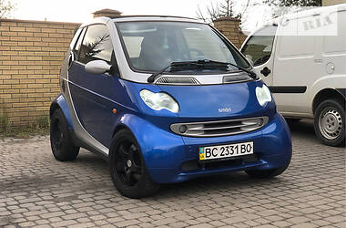Smart Cabrio 2001 в Львове