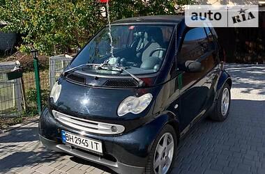 Smart Cabrio 2001 в Днепре