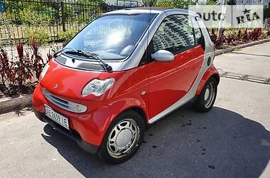Smart Cabrio 2001 в Броварах
