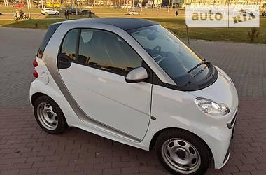 Smart EQ Fortwo 2012 в Львові