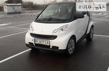 Smart Fortwo 2010 в Луцке